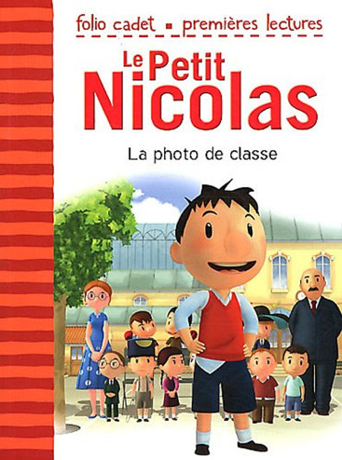 Le petit nicolas: La photo de classe