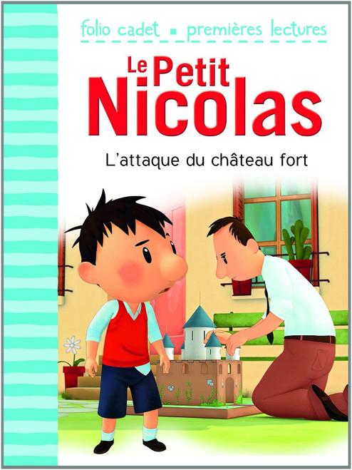 Le petit nicolas: L'attaque du chateau fort