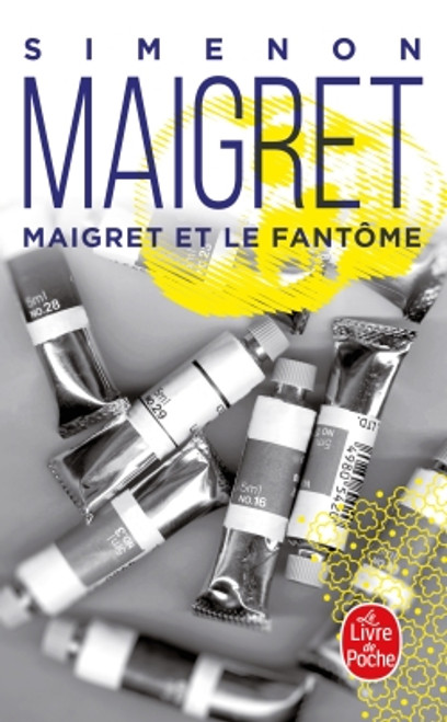 French Book Maigret et le fantome