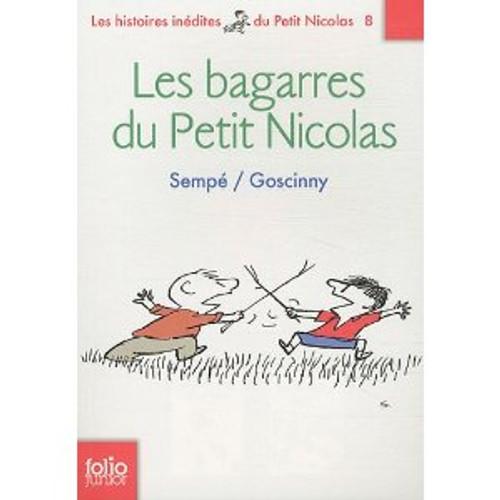 Bagarres du petit Nicolas - Histoires inedites vol 8