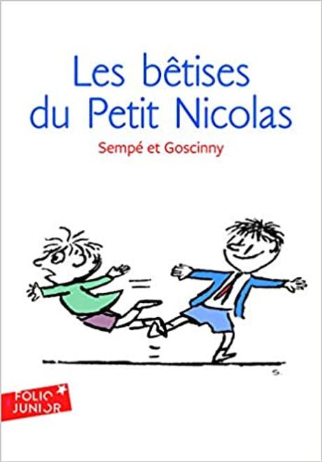 Betises du petit Nicolas (les): Histoires inedites du Petit Nicolas Vol 1