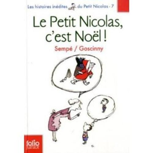 Petit Nicolas (le), C'est Noel - Hist. Inedites vol 7