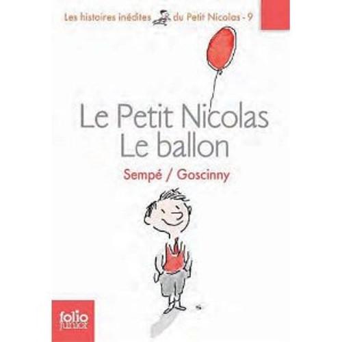 Petit Nicolas (le), Le ballon - Hist. Inedites Vol 9