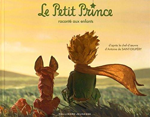 Le Petit Prince raconte aux enfants