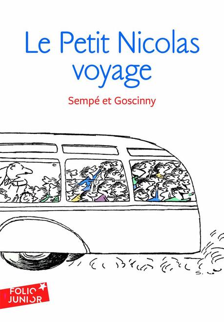 French book Petit Nicolas en voyage - Histoires inedites du petit Nicolas Vol 2
