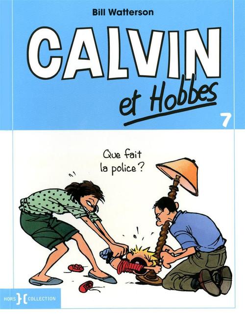 Calvin et Hobles 7: Que fait la police?