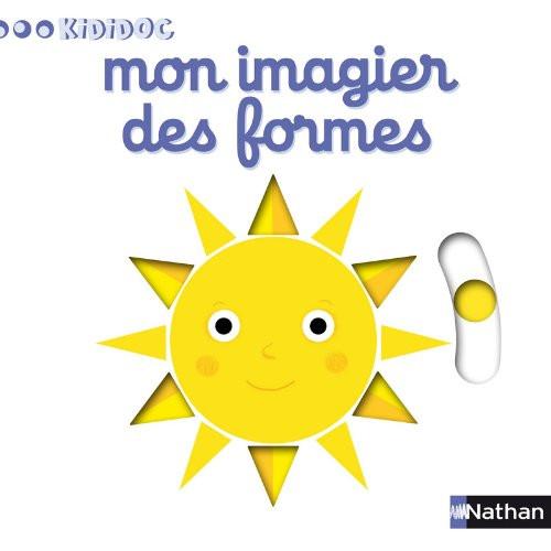 French children's book Mon imagier des formes
