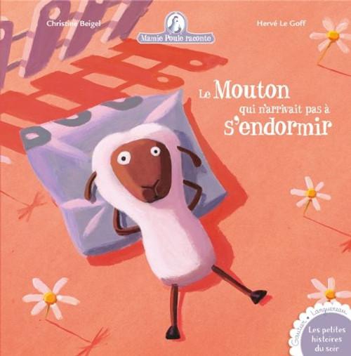 French book Mamie poule raconte le Mouton qui n'arrivait pas a s'endormir