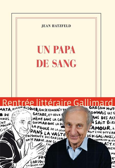 Un papa de sang - Rentree litteraire 2015
