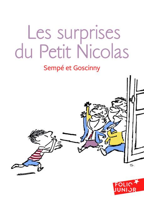 French book Surprises du Petit Nicolas - Histoires inedites Vol 5