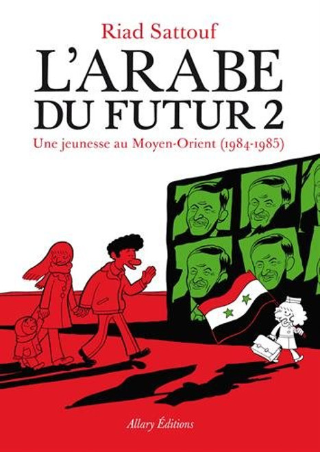 L'arabe du futur - Vol 2