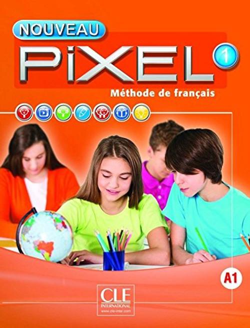 Nouveau Pixel 1 Livre Eleve A1 with DVD-rom