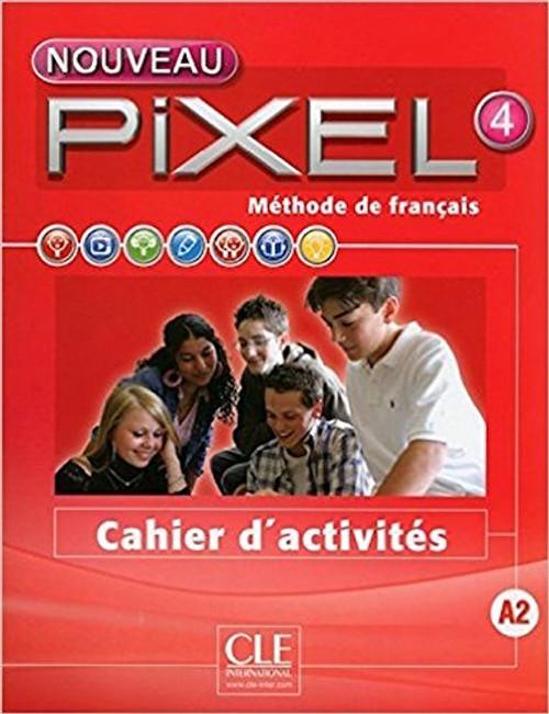 Nouveau Pixel 4 Cahier d'activites A2