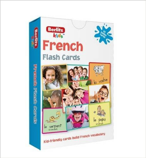 Berlitz: French Flash Cards