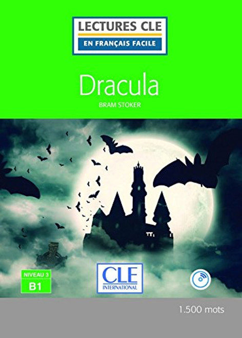 Dracula + CD audio  Easy reader B1
