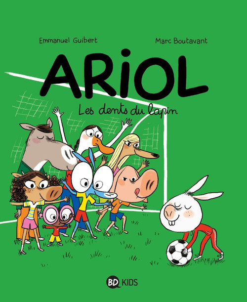 Ariol - T9 : Les dents du lapin