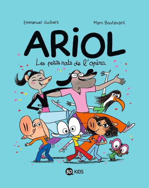 Ariol - T10 : Petits rats de l'opera