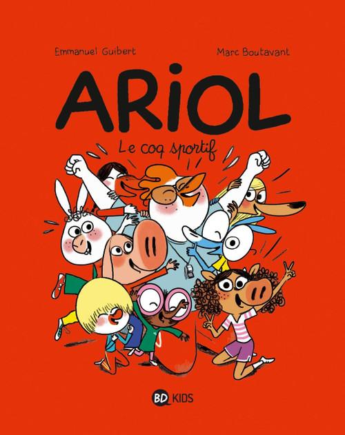 Ariol - T12 : Le coq sportif