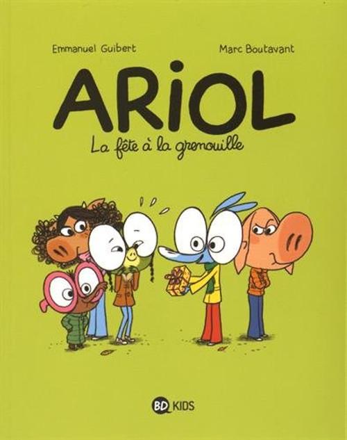 Ariol - T11 : La fete a la grenouille