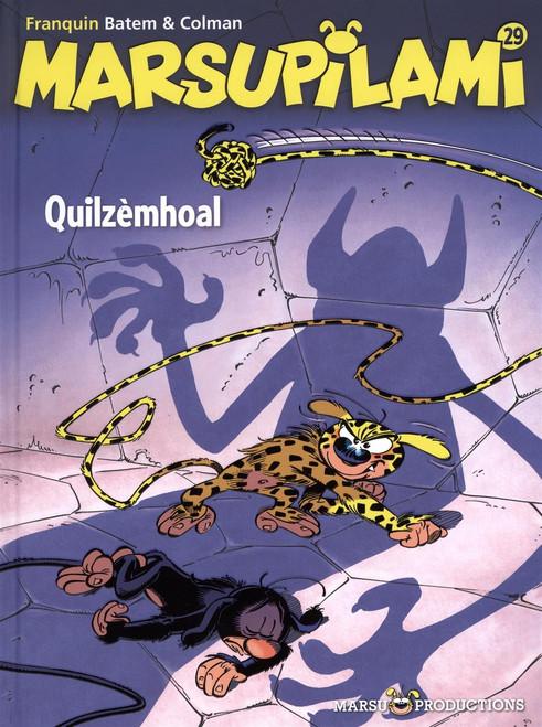 Marsupilami N29 - Quilzemhoal