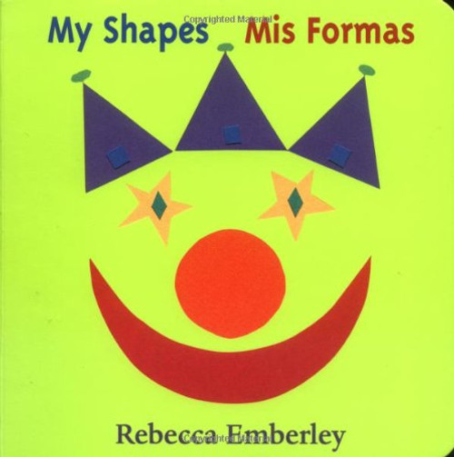 My shapes/ Mis Formas (Bilingual Spanish English)