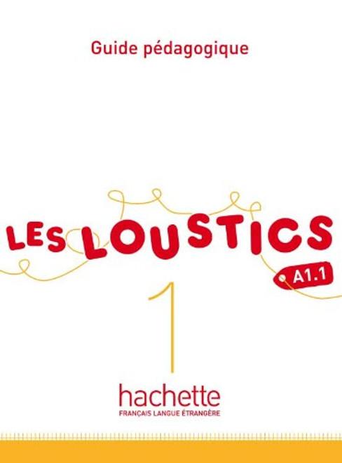 Les loustics 1 -   Guide pedagogique