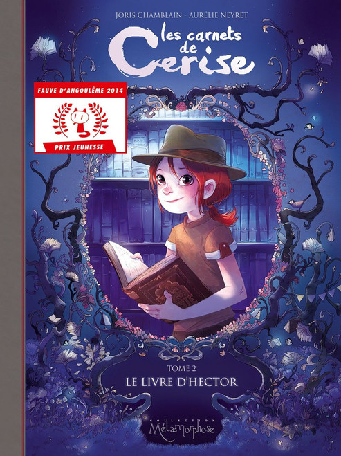 """Les Carnets de Cerise T2, Le livre d'Hector (PRIX D""""ANGOULEME 2014)"""