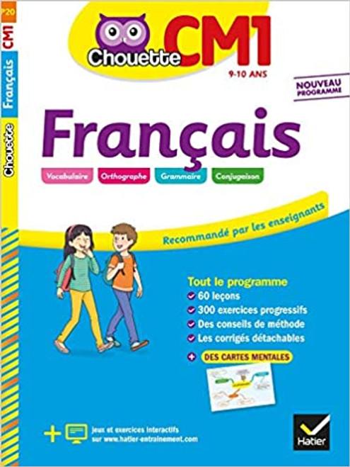 Chouette Francais CM1 (9-10 ans) edition 2019