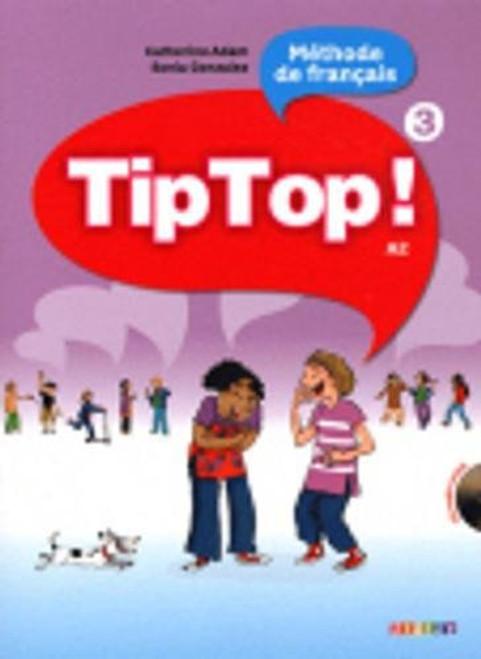 TipTop 3  (methode de francais) A2