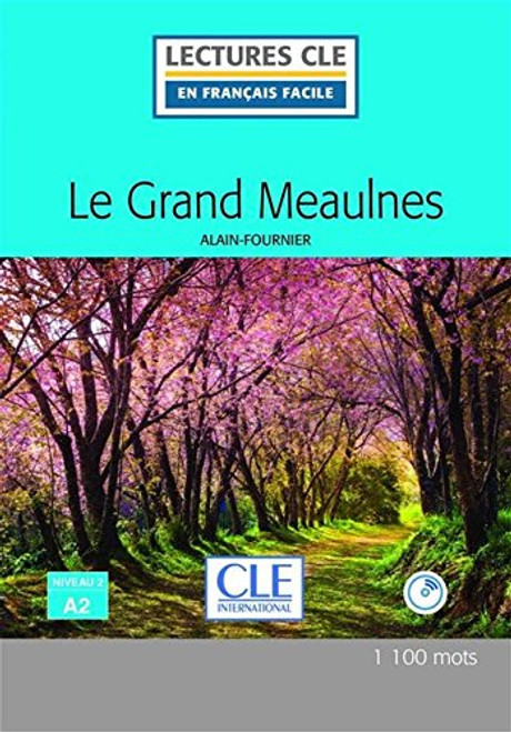 Le Grand Meaulnes + CDmp3 Easy reader A2