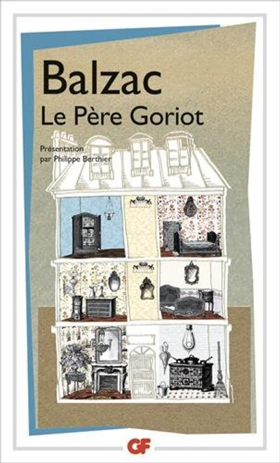 Le Pere Goriot - French edition