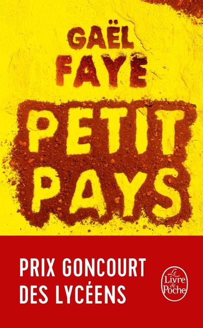 Petit pays - Prix Goncourt des Lyceens 2016 (Poche)