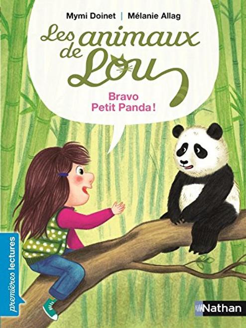 Animaux de Lou - Bravo, Petit Panda