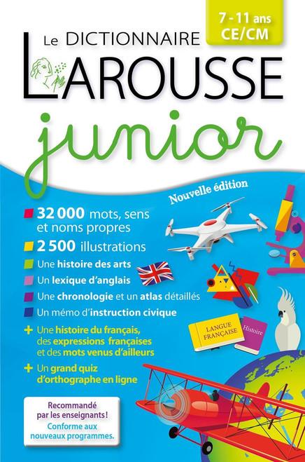 Larousse Junior CE-CM 8-11ans