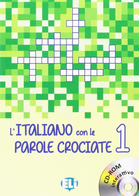 L'Italiano con le parole crociate (with CDrom)