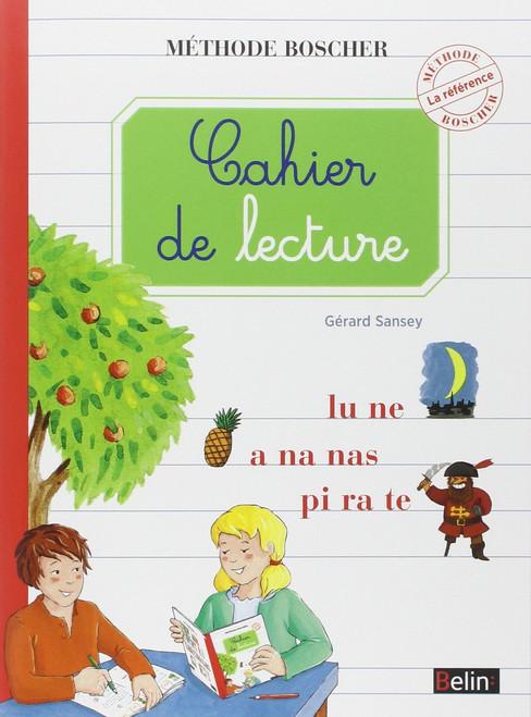 Methode Boscher: Cahier de lecture