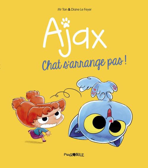 Ajax T2: Chat s'arrange pas!