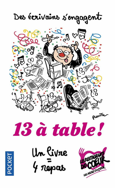 13 a table! (nouvelles) - Edition 2019 OUT of PRINT