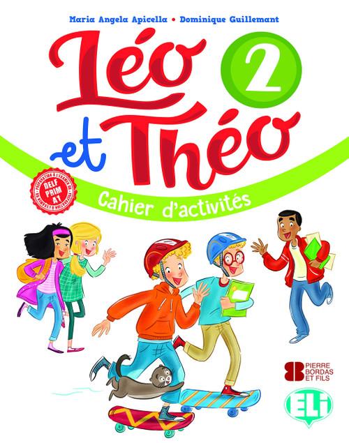Leo et Theo 2 - Cahier d'activites A1