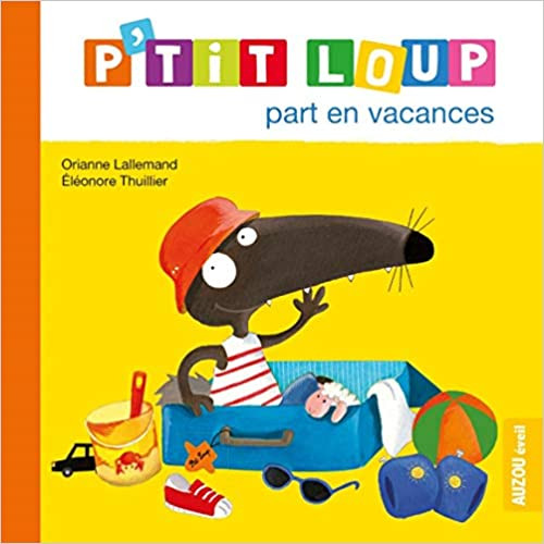 P'tit loup fete Paques Author: Orianne Lallemand et Eleonore Thuillier Published by: Auzou (Mes p'tits albums) ISBN-13: 9782733827765 Section: French children's book 3 To 7 Years  24 pages - 6.6 x 6.6 x 0.3 inches - hardcover