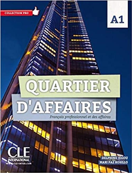Quartier d'affaires Francais professionnel et des affaires - Niveau debutant A1