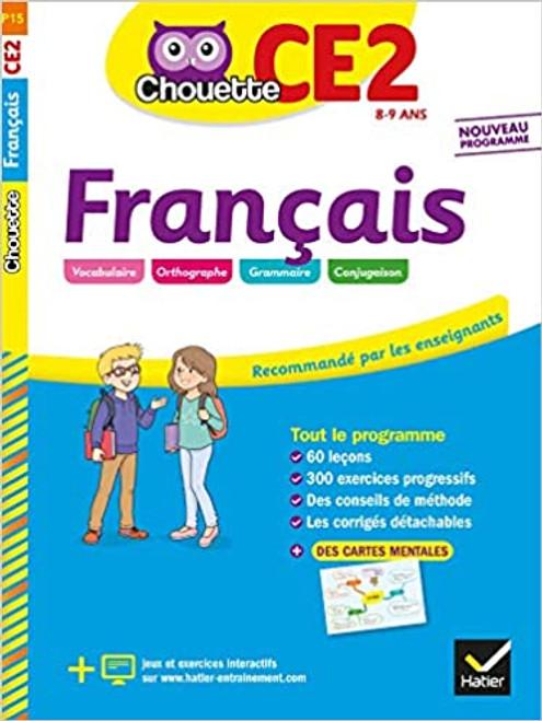 Chouette Francais CE2 (8-9 ans) edition 2019