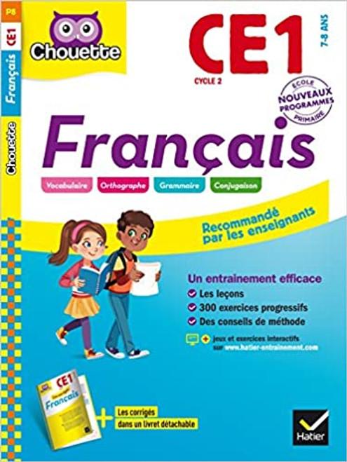 Chouette Francais CE1 (7-8 ans) edition 2016