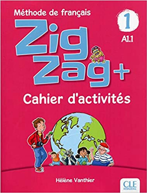 ZigZag PLUS 1. Cahier d'activites