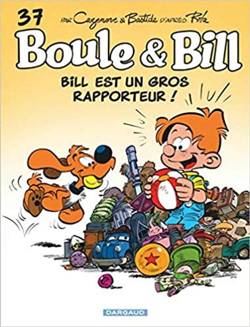 Boule & Bill Tome 37 - Gros rapporteur
