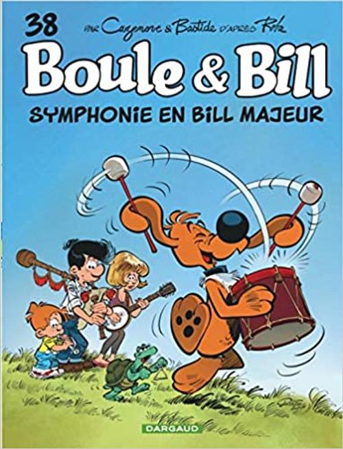 Boule & Bill Tome 38 - Symphonie en Bill majeur