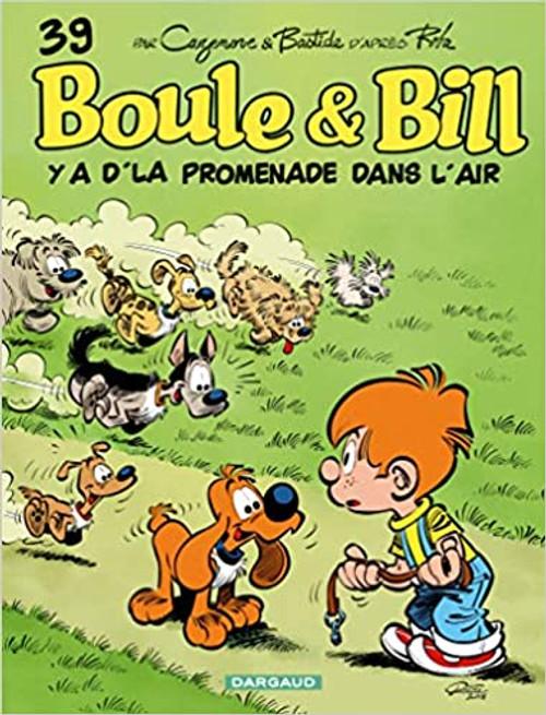 Boule & Bill Tome 39 - Y a d'la promenade dans l'air