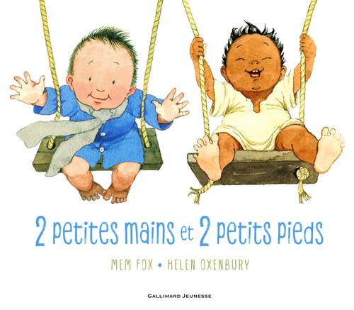 2 petites mains et 2 petits pieds