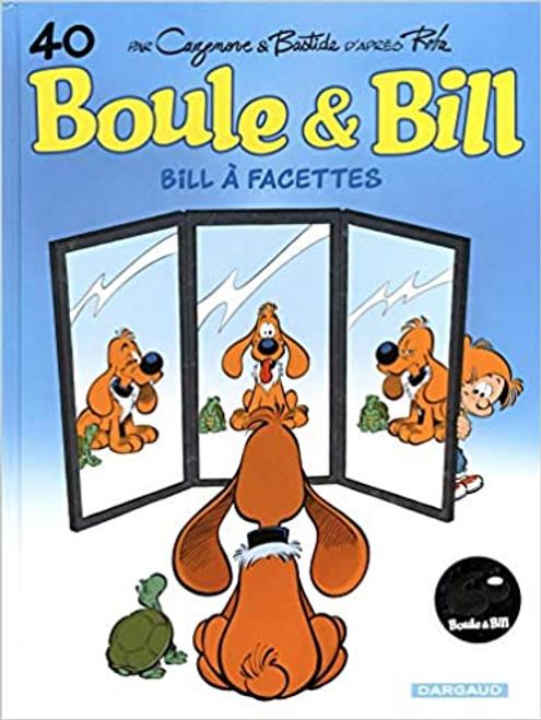 French comic book Boule & Bill Tome 40