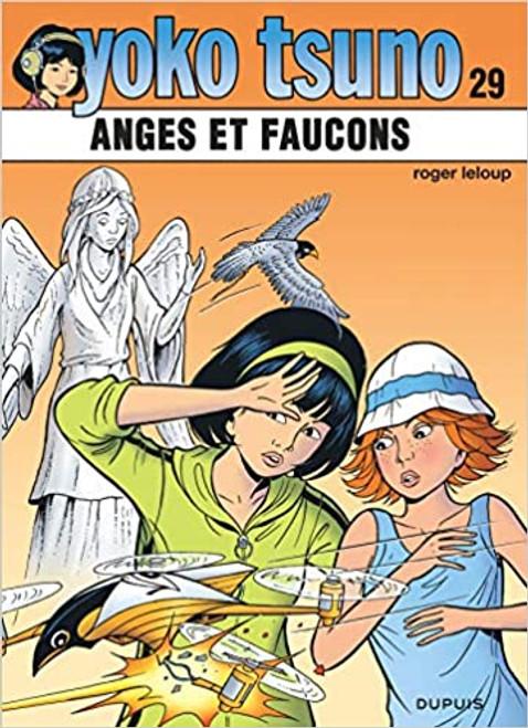 Yoko Tsuno T29 Anges et faucons